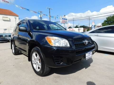 2010 Toyota RAV4 for sale at AMD AUTO in San Antonio TX