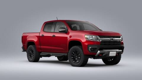 2022 Chevrolet Colorado for sale at COYLE GM - COYLE NISSAN - New Inventory in Clarksville IN