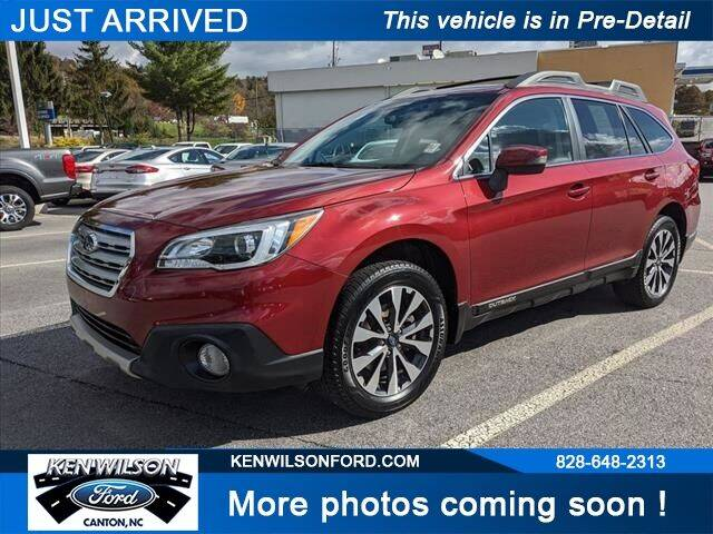 2017 Subaru Outback for sale at Ken Wilson Ford in Canton NC