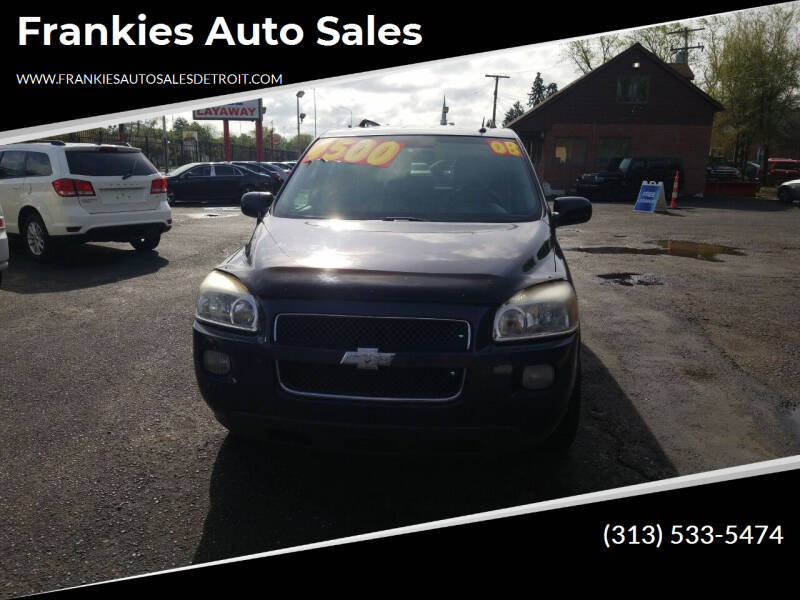 2008 Chevrolet Uplander for sale in Detroit, MI