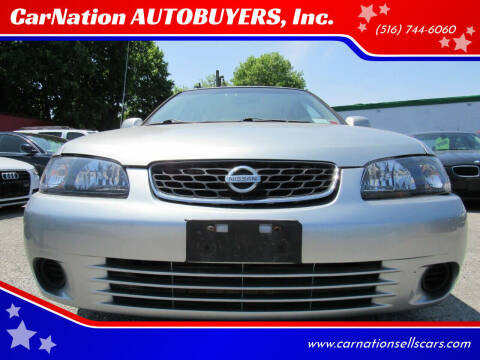 2003 Nissan Sentra for sale at CarNation AUTOBUYERS, Inc. in Rockville Centre NY
