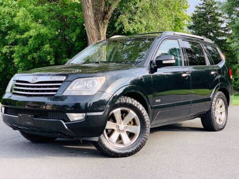 2009 Kia Borrego for sale at Y&H Auto Planet in West Sand Lake NY