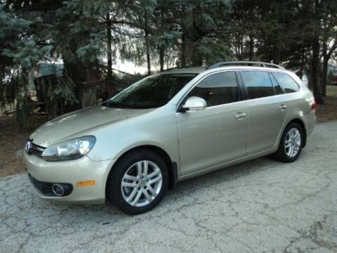 2013 Volkswagen Jetta for sale at HUSHER CAR COMPANY in Caledonia WI