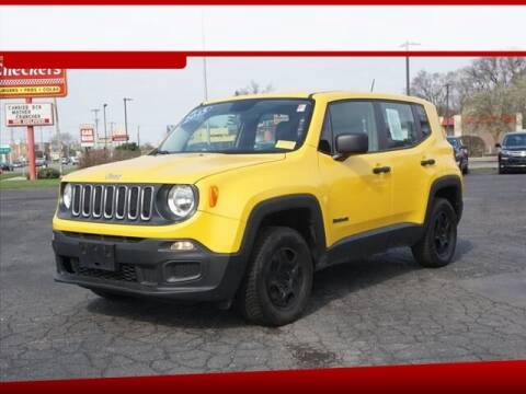 2015 Jeep Renegade for sale at Autowest of GR in Grand Rapids MI