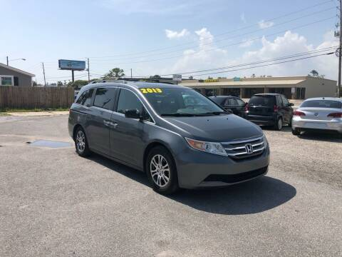 2013 Honda Odyssey for sale at Lucky Motors in Panama City FL