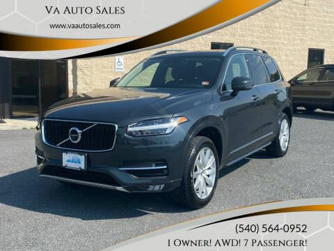 2017 Volvo XC90 for sale at Va Auto Sales in Harrisonburg VA