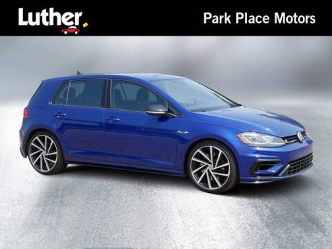 2019 Volkswagen Golf R for sale at Park Place Motor Cars in Rochester MN