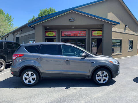 2014 Ford Escape for sale at Advantage Auto Sales in Garden City ID