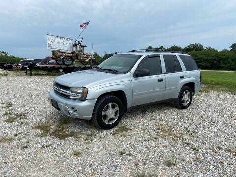 2008 Chevrolet TrailBlazer for sale at Ken's Auto Sales & Repairs in New Bloomfield MO