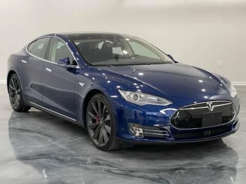 2015 Tesla Model S for sale at RVA Automotive Group in Richmond VA