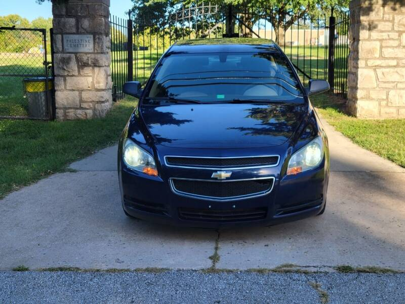 2010 Chevrolet Malibu for sale at Blue Ridge Auto Outlet in Kansas City MO