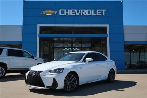2018 Lexus IS 300 for sale at Lipscomb Auto Center in Bowie TX