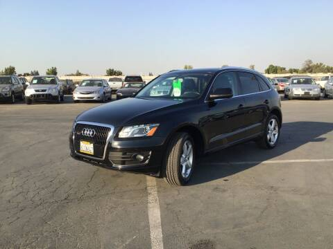 2010 Audi Q5 for sale at My Three Sons Auto Sales in Sacramento CA