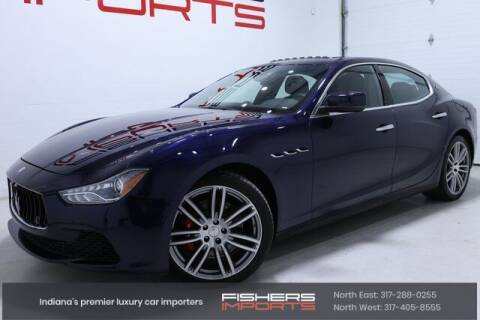 2016 Maserati Ghibli for sale at Fishers Imports in Fishers IN