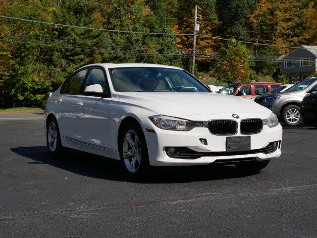 2015 BMW 3 Series for sale at Canton Auto Exchange in Canton CT