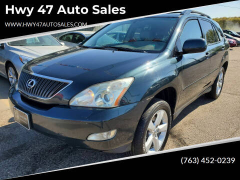 2005 Lexus RX 330 for sale at Hwy 47 Auto Sales in Saint Francis MN