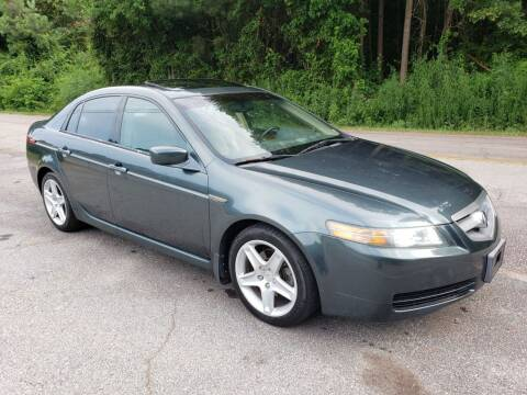 2005 Acura TL for sale at GA Auto IMPORTS  LLC in Buford GA