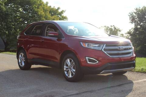 2015 Ford Edge for sale at Harrison Auto Sales in Irwin PA