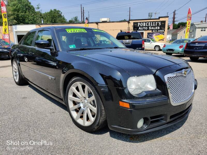 2008 Chrysler 300 for sale at Porcelli Auto Sales in West Warwick RI