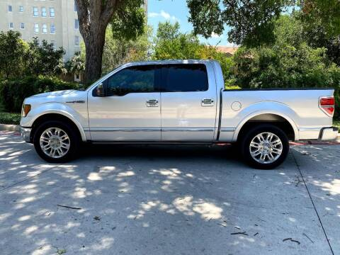 2010 Ford F-150 for sale at Motorcars Group Management - Bud Johnson Motor Co in San Antonio TX
