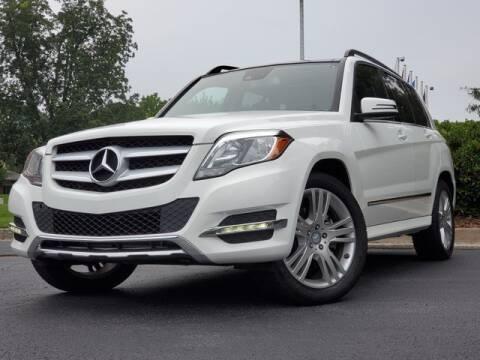 2014 Mercedes-Benz GLK for sale at Dynasty Auto Brokers in Marietta GA