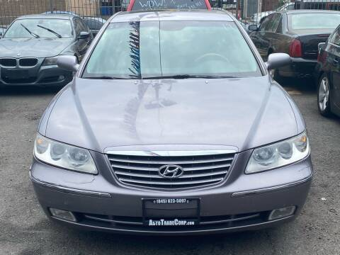 2007 Hyundai Azera for sale at Rallye  Motors inc. in Newark NJ