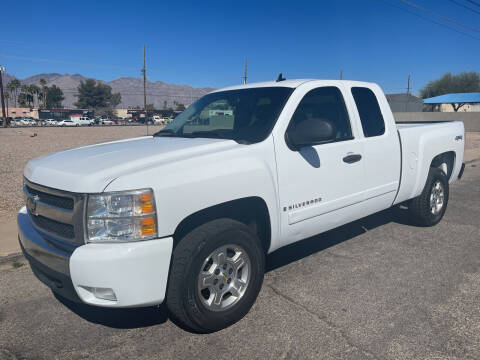 2007 Chevrolet Silverado 1500 for sale at Tucson Auto Sales in Tucson AZ