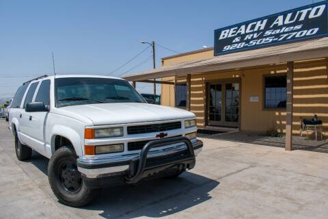 1994 Chevrolet Suburban for sale at Beach Auto and RV Sales in Lake Havasu City AZ