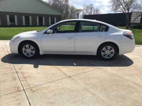 2010 Nissan Altima for sale at Renaissance Auto Network in Warrensville Heights OH