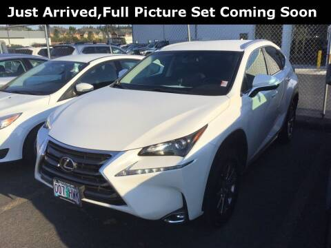 2017 Lexus NX 200t for sale at Royal Moore Custom Finance in Hillsboro OR