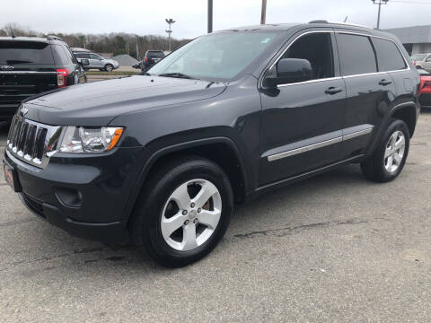 2012 Jeep Grand Cherokee for sale at The Car Guys in Hyannis MA