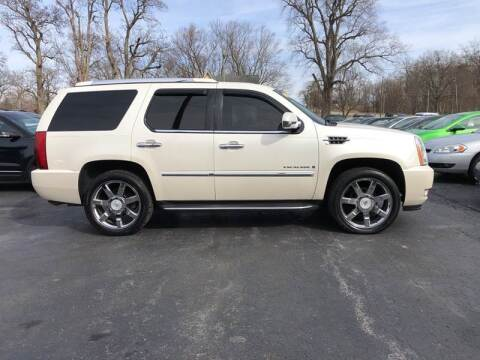 2007 Cadillac Escalade for sale at Westview Motors in Hillsboro OH