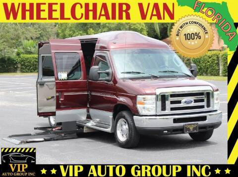 2010 Ford E-Series Cargo for sale at VIP Auto Group in Clearwater FL