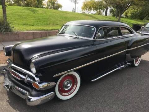 1954 Chevrolet 210 for sale at Classic Car Deals in Cadillac MI