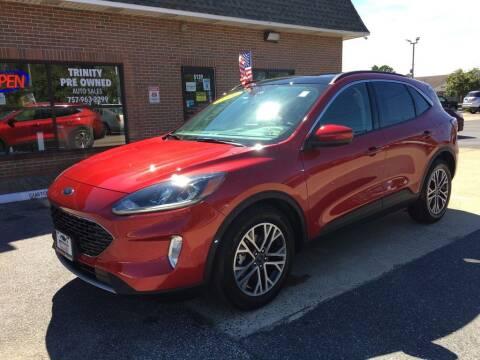 2020 Ford Escape for sale at Bankruptcy Car Financing in Norfolk VA