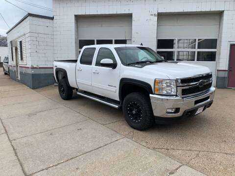 2011 Chevrolet Silverado 2500HD for sale at AUTOSPORT in La Crosse WI