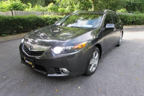 2011 Acura TSX Sport Wagon for sale at AUTO FOCUS in Greensboro NC