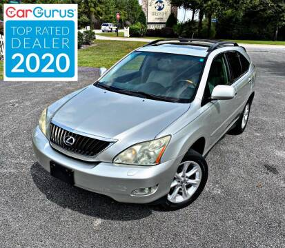 2008 Lexus RX 350 for sale at Brothers Auto Sales of Conway in Conway SC