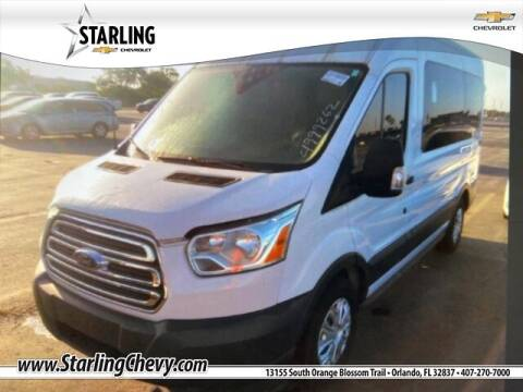 2015 Ford Transit Passenger for sale at Pedro @ Starling Chevrolet in Orlando FL