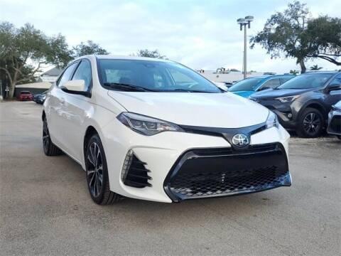 2017 Toyota Corolla for sale at Selecauto LLC in Miami FL