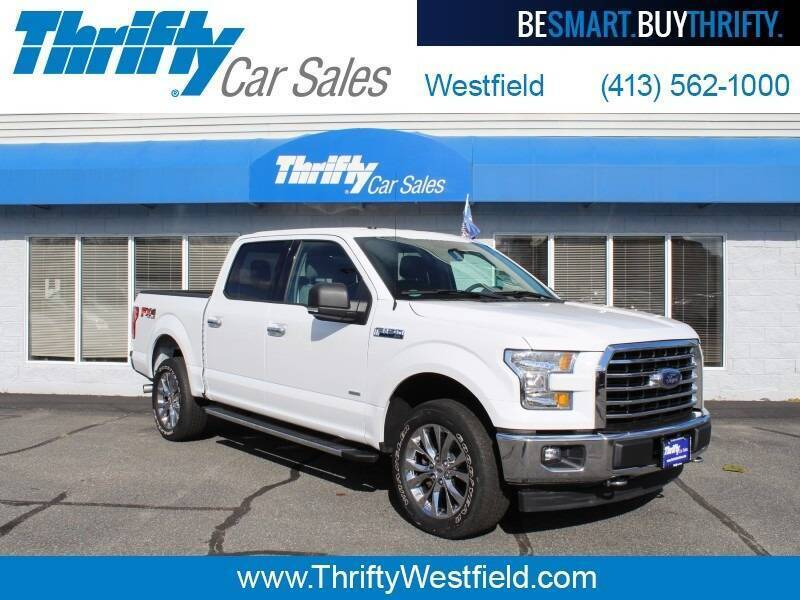 2017 Ford F-150 for sale at Thrifty Car Sales Westfield in Westfield MA