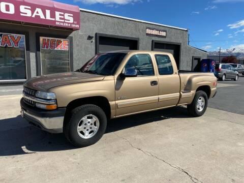 1999 Chevrolet Silverado 1500 for sale at Auto Image Auto Sales in Pocatello ID