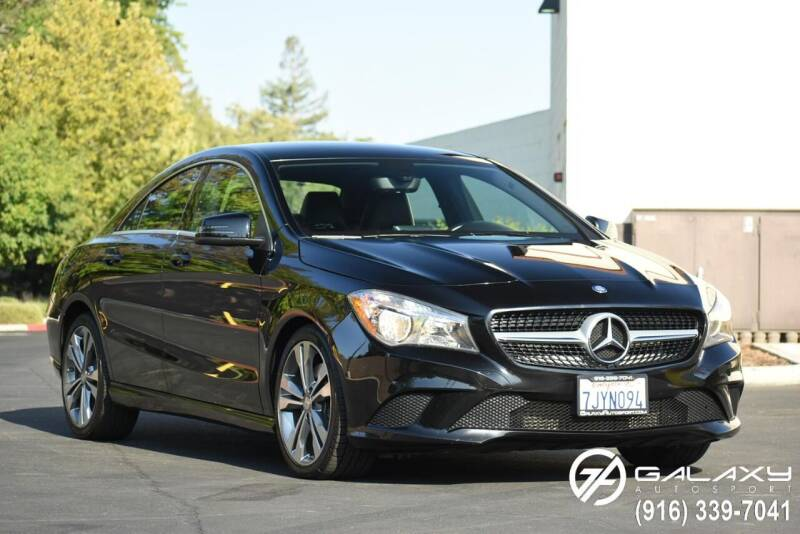 2014 Mercedes-Benz CLA for sale at Galaxy Autosport in Sacramento CA