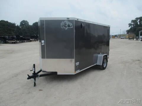 2021 Rhino Enclosed Cargo CUB 6X12SA for sale at Rondo Truck & Trailer in Sycamore IL