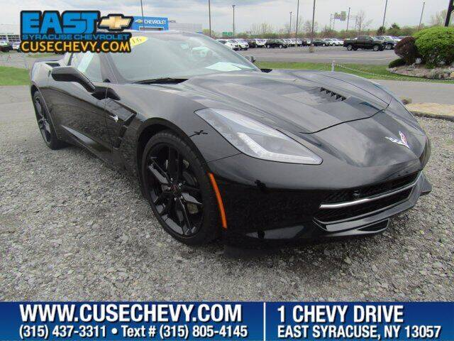 2016 Chevrolet Corvette for sale at East Syracuse Performance Sales & Service in Syracuse NY