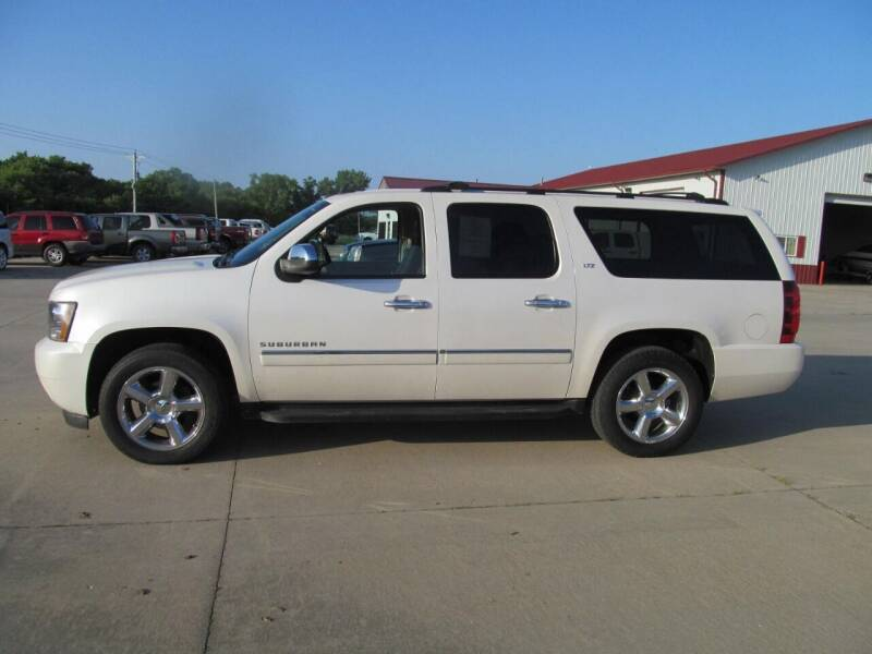 2011 Chevrolet Suburban for sale at New Horizons Auto Center in Council Bluffs IA