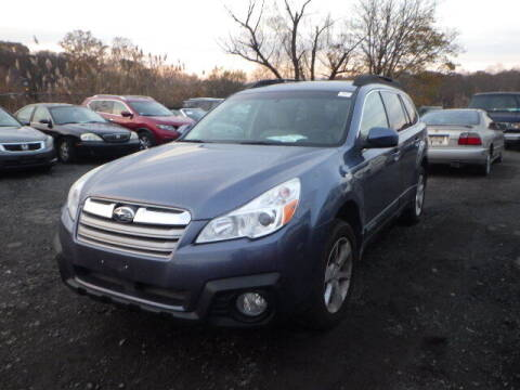 2013 Subaru Outback for sale at GLOBAL MOTOR GROUP in Newark NJ