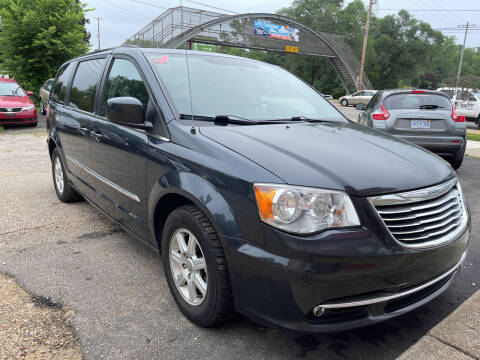2013 Chrysler Town and Country for sale at Quality Auto Today in Kalamazoo MI