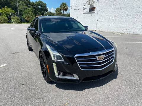 2015 Cadillac CTS for sale at Consumer Auto Credit in Tampa FL