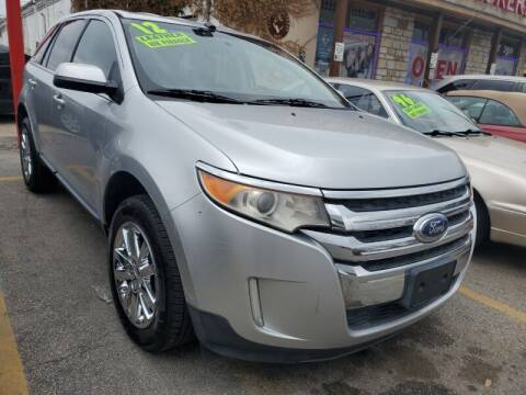 2012 Ford Edge for sale at USA Auto Brokers in Houston TX